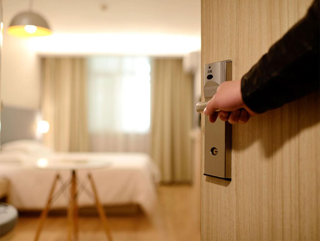 Domótica para hoteles