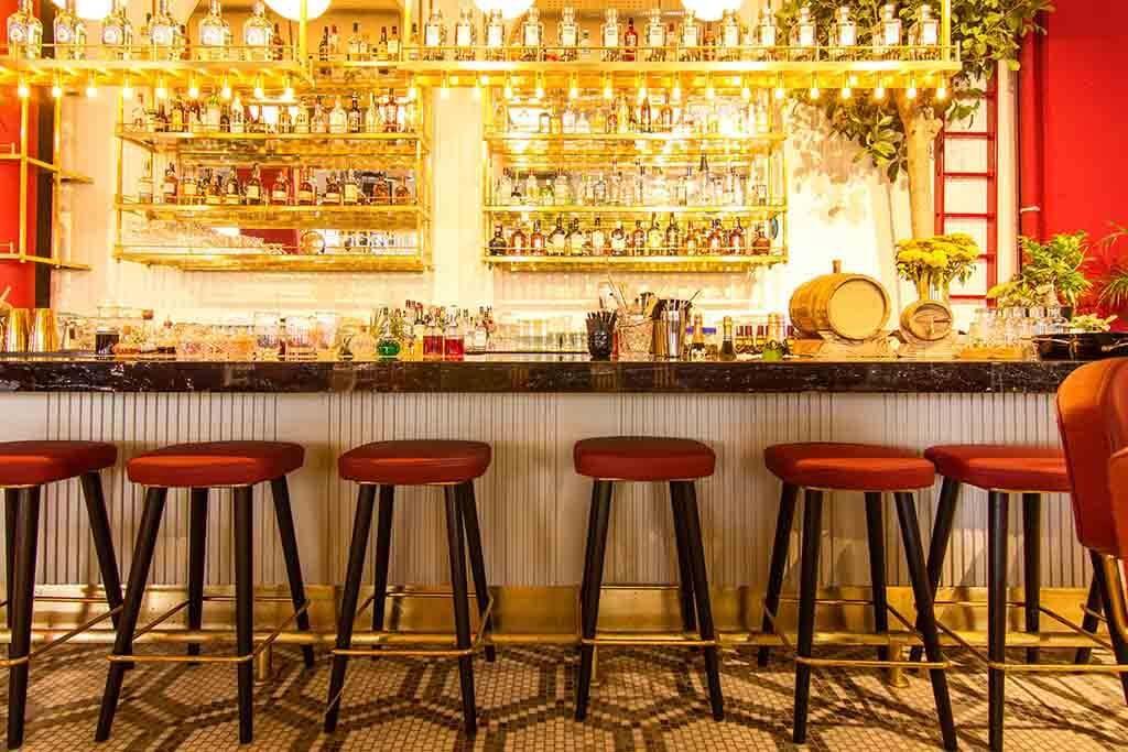 diseño de interiores de restaurantes en valencia