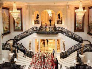 La primera impresión cuenta: La importancia del Lobby en el diseño de interiores para hoteles