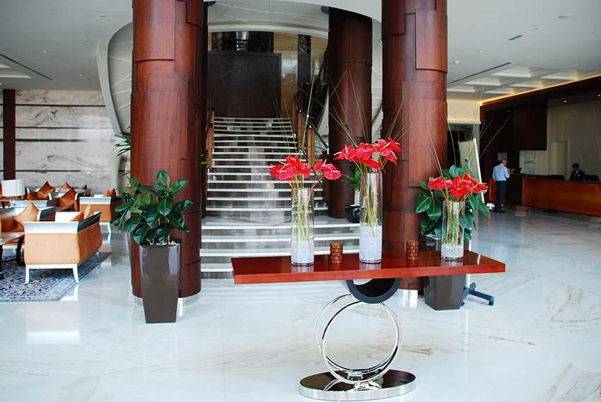 diseño de interiores para hoteles en Peñiscola