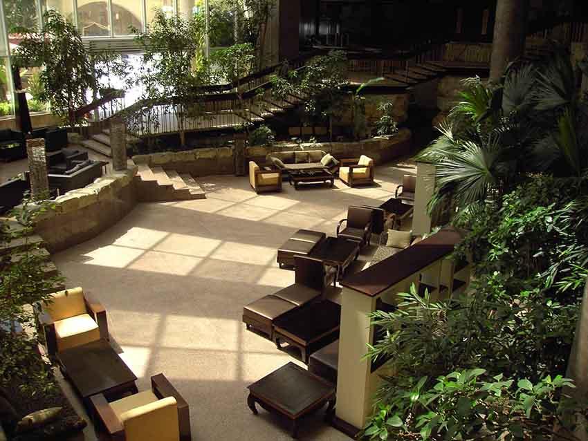 diseño de interiores para hoteles en valencia