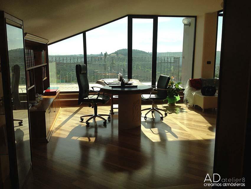 estudio de interiorismo y arquitectura
