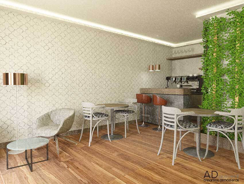 interiorismo para un hotel urbano