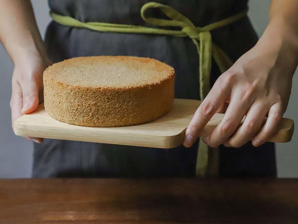 Pastelero a sus pasteles