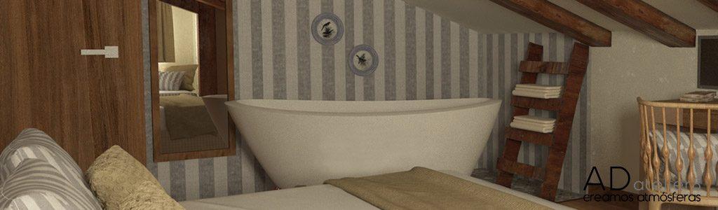 Equipamiento para hoteles en Alicante por AD atelier8