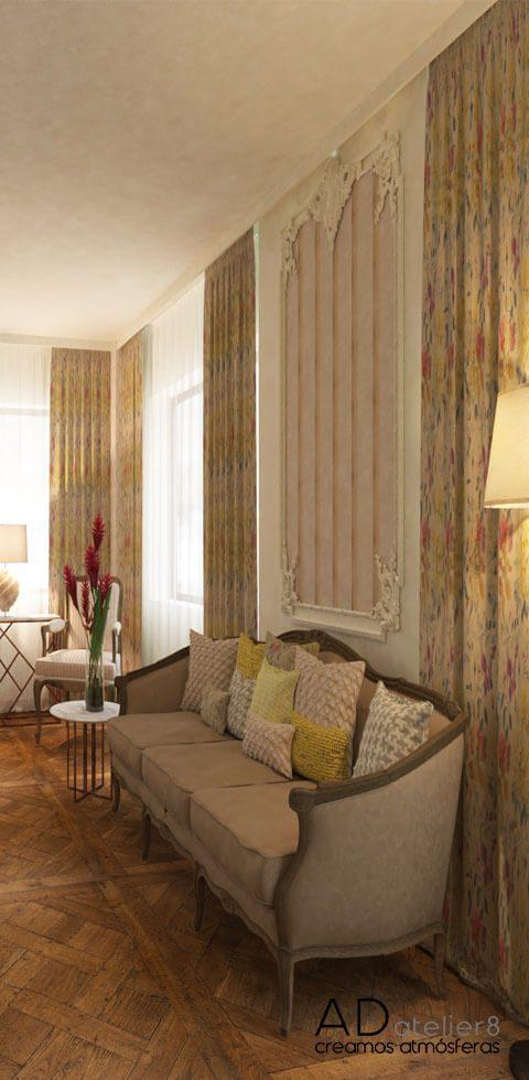 estudio de arquitectura e interiorismo para hoteles en Valencia