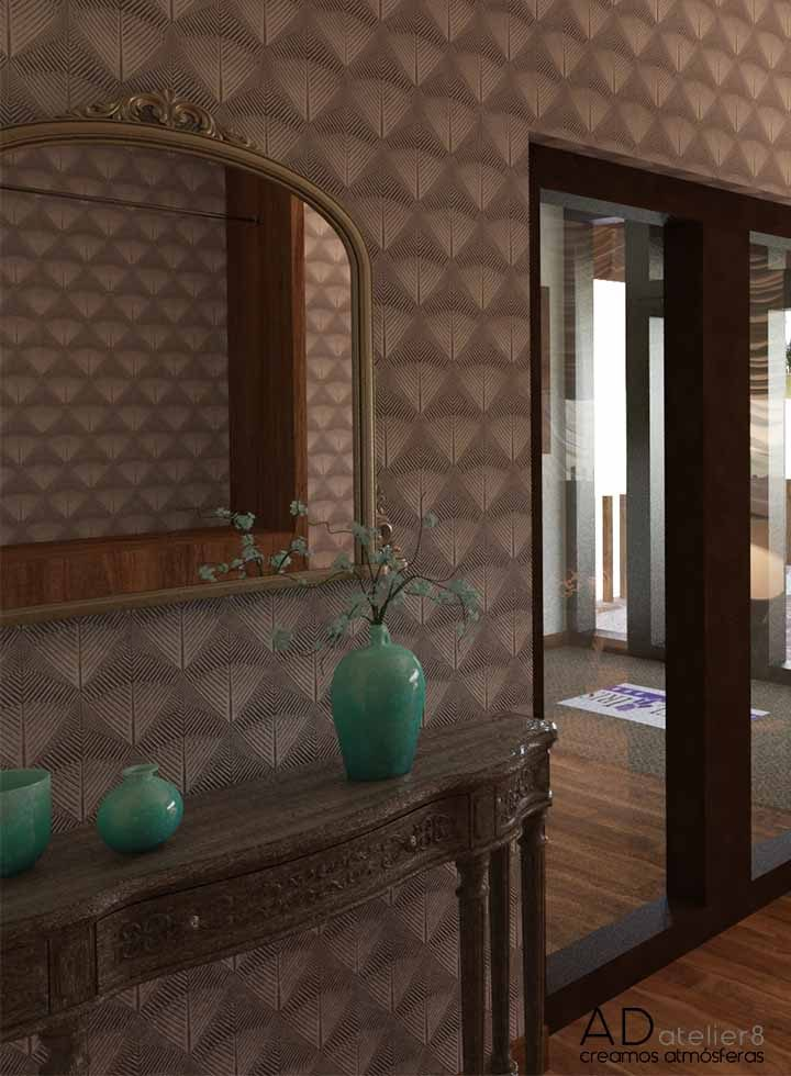 Equipamiento para hoteles en Gandía por AD atelier8